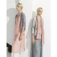 紫馨源春夏品牌女装新货品牌折扣女装尾货批发