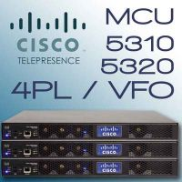 思科CTI-5310-MCU-K9高清MCU最后两天低价现货促销