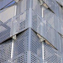 广州冲孔铝单板吊顶-铝单板吊顶定制多少钱