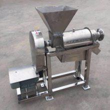 不锈钢果蔬压榨机 不锈钢螺旋果蔬榨汁机 圣鲁牌