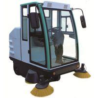 全封闭式扫地车FL1900F 锋丽电动扫地车厂家直销