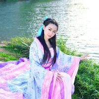 重庆彩画蝶皇家丽人婚纱摄影结婚旅拍古装婚纱照拍摄