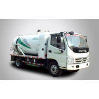 供应森源SMQ5081GXW型吸污车,国五标准,13569998259
