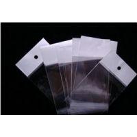 东莞服装包装袋 塑料自粘袋 食品密封袋 OPP卡头袋厂家