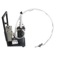 硅胶点胶机2600ML点胶机半自动点胶机手动点胶灯管点胶流水线点胶机