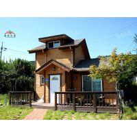 供应厂家直销现代轻型度假木屋别墅