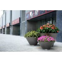 宁波众达景观花箱厂家直销市政花箱,提供定做,送货上门!