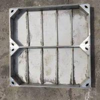 金聚进南通厂家热销 201不锈钢方形井盖600*600 全不锈钢装饰井盖