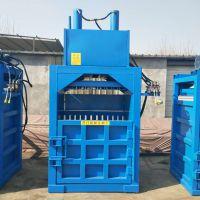 可乐瓶专用立式液压打包机价格 80吨立式打包机