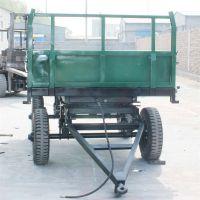 达丰机械专业生产拖拉机后斗 厂内运输平板车辆 生产定做农用拖车