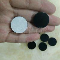 厂家直销3M自粘橡胶脚垫 硅胶垫 防滑硅胶垫片 黑色硅胶脚垫