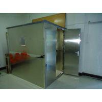 专业生产销售移动防护铅房/工业铅房