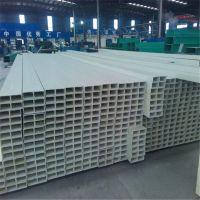 生产玻璃钢屋顶墙面檩条 加工拉挤型材防腐檩条 定制玻璃钢日字矩形管