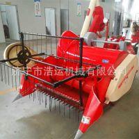 品质保证 稻麦脱粒干净收割机 全自动水稻联合收割机