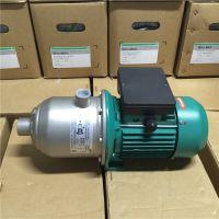 【增压泵】德国威乐卧式增压泵MHI404-1/10/E/3-380-50-2WILO生活供水加压泵