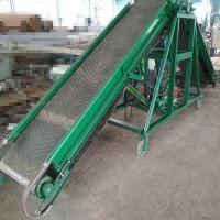 玉米槽式带式输送机 兴亚工厂用皮带输送机生产