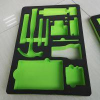 惠州彩色EVA内衬异形EVA泡棉雕刻托盘成型厂家