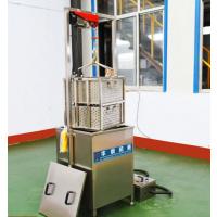 卤煮专用蒸煮锅,可定制 自带提升 功能的蒸汽电加热 两用的方形蒸煮槽
