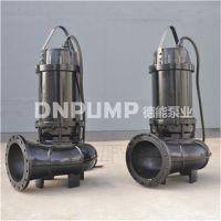 农村生活污水分散式处理潜水排污泵