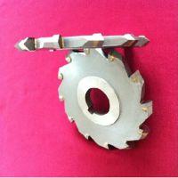 铝材 铸铁 碳钢剖沟、开槽专用焊接钨钢锯片铣刀150×3.6×30T