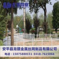 小区绿化带栏杆 校园绿化带围栏 栏杆图片