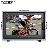 视瑞特新款21.5寸3G-SDI/HDMI 4K广播级导演监视器 4K215-9HSD-192-CO