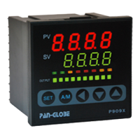 台湾泛达温控表P908X-201-010-000AX温控器P909X-201-010AX