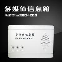 多媒体信息箱/空箱/电表箱/配电箱 300200 弱电箱 多媒体箱
