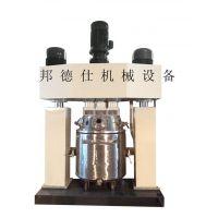 邦德仕供应实验室小型玻璃胶生产设备 深圳中空玻璃胶设备订做 胶水