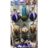景德镇瓷器 陶瓷工艺品 花瓶 陶瓷凳子34