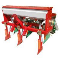 大豆玉米4行播种机 拖拉机悬挂式播种机