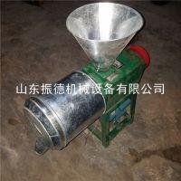 热销新型 粮食加工机械磨面机 多功能去麸皮面粉机 电动磨面机 振德