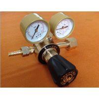 长期出售高纯气体减压器 氦气减压器 氩气减压器 标气瓶用减压器 进口螺纹W21.8