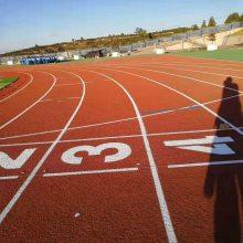 厂家直销足球场运动跑道销售商 奥博足球场塑胶跑道大量现货