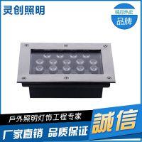 河北洛阳性价比好不好LED地埋灯厂家直销灵创照明