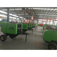 商丘秸秆捡拾打捆机内部结构图 鑫联牌xl-8050型麦秸稻草打捆机哪里生产