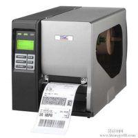 TSC/台半 TSC TTP-246M Pro 工业标签门票 热敏/热转打印机