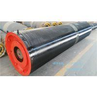 厂家直销 来图定制各个型号卷筒组 用于工厂码头φ500*1500起重机卷筒组