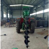 厂家直销拖拉机挖坑机 可定做加长钻头挖坑机