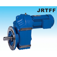 JRTF系列平行轴TF、TFA、TFF、TFAF系列平行轴--斜齿轮减速电机、杰牌齿轮减速机