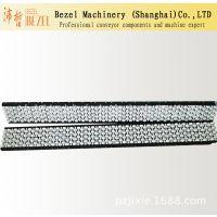 bezel生产各种滚珠护栏 BZ-080-H四排直行滚珠护栏 塑料护栏输送