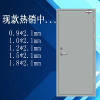 广东厂家定制钢质防火门消防通道门可过消防验收金属手动门