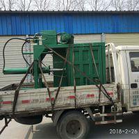 废品压块机 富兴牌金属下脚料打包机 油漆桶回收站压扁机厂家