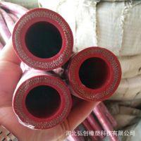 江苏钢厂免检产品|耐高温夹布蒸汽胶管|质保八个月