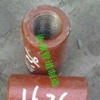 沧州赤诚实体厂家生产L6吊杆螺纹接头安装方便 性价比高