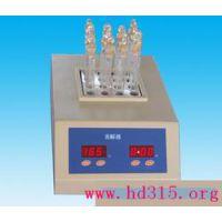 标准COD消解器(5管配250ml消解杯)中西器材 型号:XP63-HH-III库号:M401445
