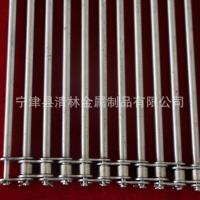 盐水注射机械304耐磨耐高温不锈钢支杆式网带
