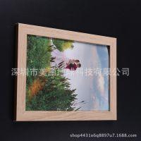 7寸九宫格照片墙装饰拾光宝盒相框墙 客厅相片框墙挂墙创意卧室