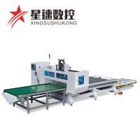 济南雕刻机厂 推荐河北全屋定制板式家具设备 多工序木工雕刻机