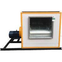 江西佳通通风设备HTFC系列低噪声消防柜式离心风机箱(两用)